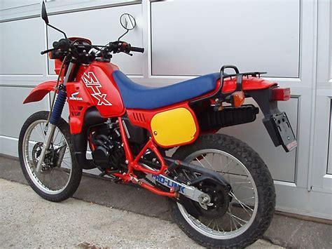 honda mtx honda mtx 125 rw disc 15kw enduro oldtimer moto huber d 228 llikon