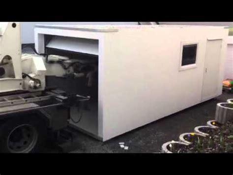 zapf garage zapf fertiggaragen entstehung einer fertiggarage