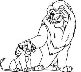 printable lion king coloring pages coloring