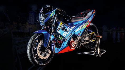 Fairing Cb150r Model Fi this souped up suzuki r150 is not for the faint of fhm ph