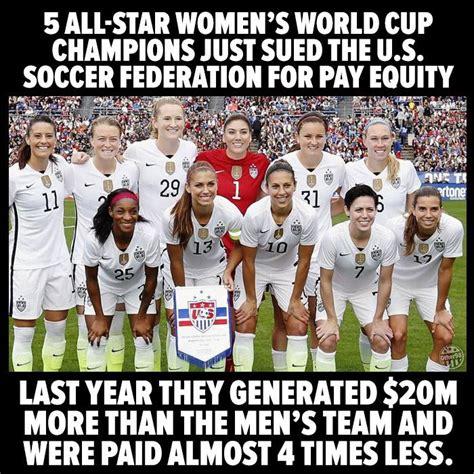 Kaos Less Work More Soccer feminism is ruining women s soccer taki s magazine