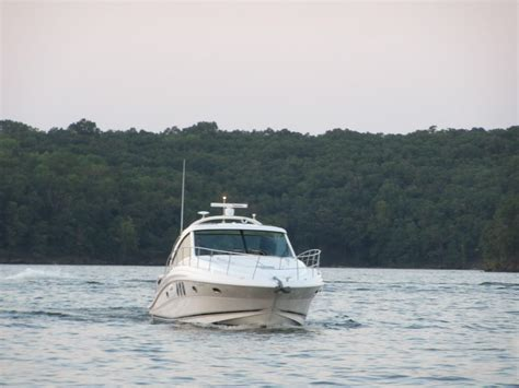 boat transport lake of the ozarks 2006 sea ray 48 sundancer power boat for sale www