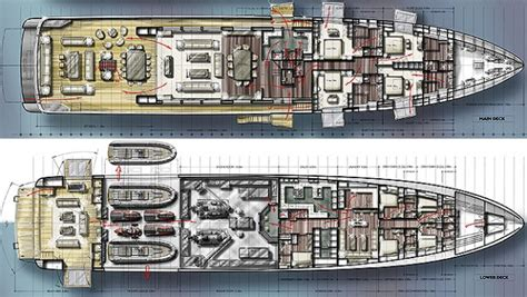 yacht palladium layout new 50m motor yacht b165 concept revealed by barracuda at