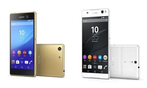 Hp Sony Xperia C5 Ultra Di Malaysia sony xperia c5 ultra and xperia m5 now available in singapore