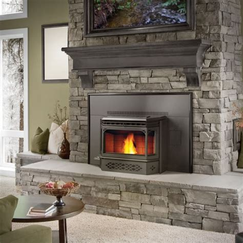 pellet inserts for fireplace pellet inserts the fireplace king huntsville ontario