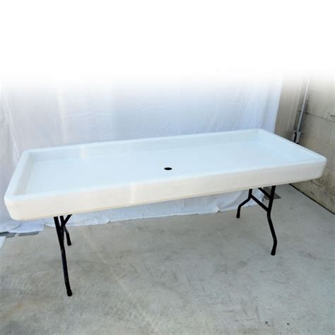 fill n chill table table fill n chill 6 ft tables chairs tents events