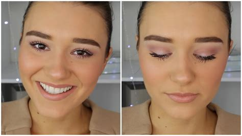 office makeup tutorial glam office makeup tutorial shani grimmond youtube