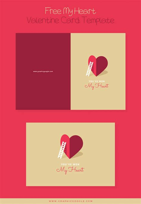 valentines day card free printable a dose of pretty