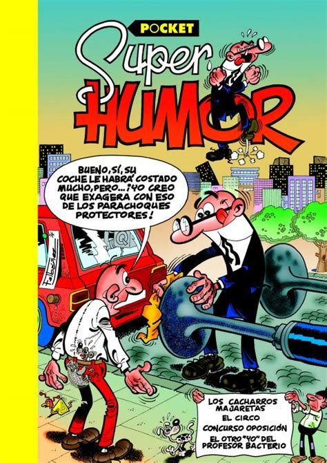libro los cacharros majaretas super humor 2014 b pocket 8 ficha de n 250 mero en tebeosfera