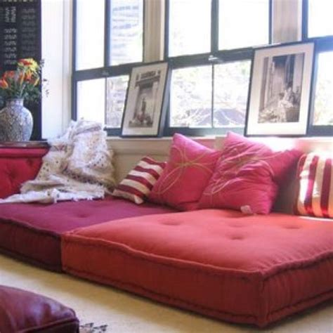 futon sitzkissen 78 best images about home floor seating on