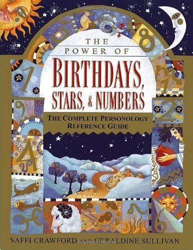 The Power Of Birthdays Stars Amp Numbers The Complete