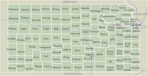 zip code map kansas county zip code maps of kansas