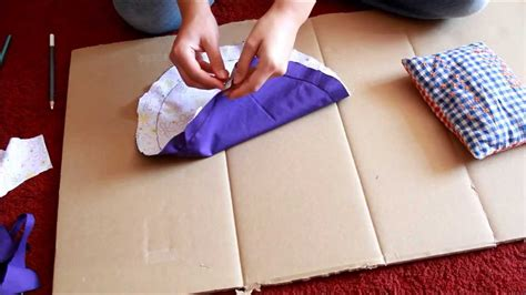 how to make a guinea pig bed part 1 how to make your own pet bed for guinea pigs