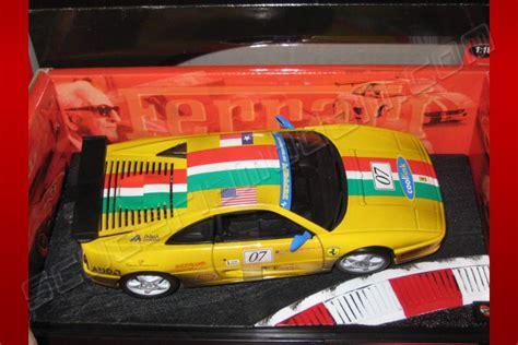 Hotwheels F355 Challenge 1999 Silver 1 mattel wheels 1999 f355 07 challenge yellow
