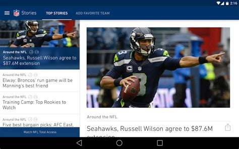 nhl mobile nfl mobile android apps on play