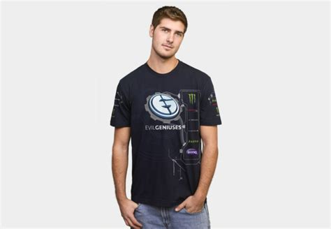 Evil Geniuses 2016 Jersey official eg jersey classic 2013 t shirt by evilgeniuses design by humans