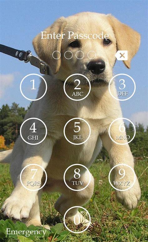 puppy lock puppy keypad screen lock 1mobile