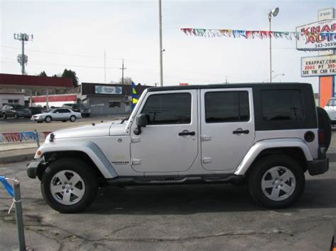 Jeeps For Sale In Boise 2007 Jeep Wrangler Unlimited For Sale In Boise Id
