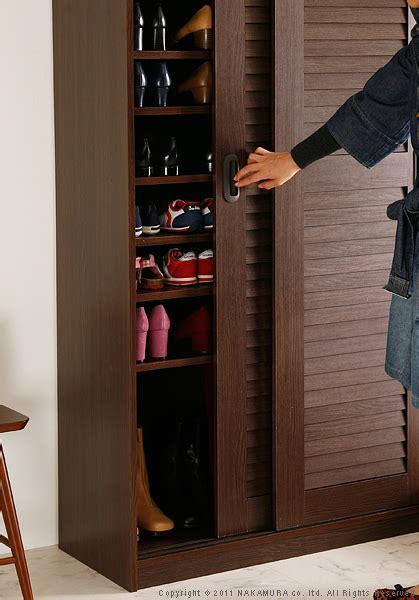 sliding door shoe cabinet ffws rakuten global market shoe rack door storage