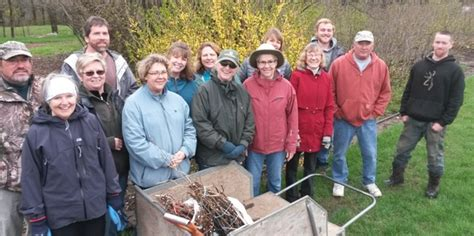 St Lawrence Nurseries by Cornell Cooperative Extension Master Gardener Volunteers