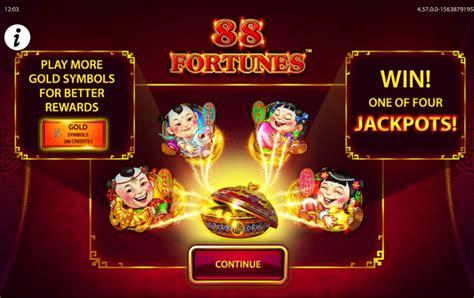 fortunes slot machine review  bonus  play  pokernews