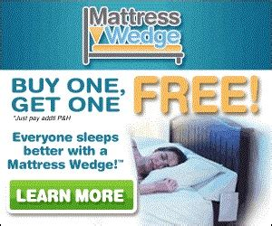 As Seen On Tv Mattress Wedge by Personal Products As Seen On Tv Products