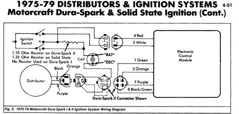 1977 ford ignition wiring diagram ignition free printable wiring diagrams