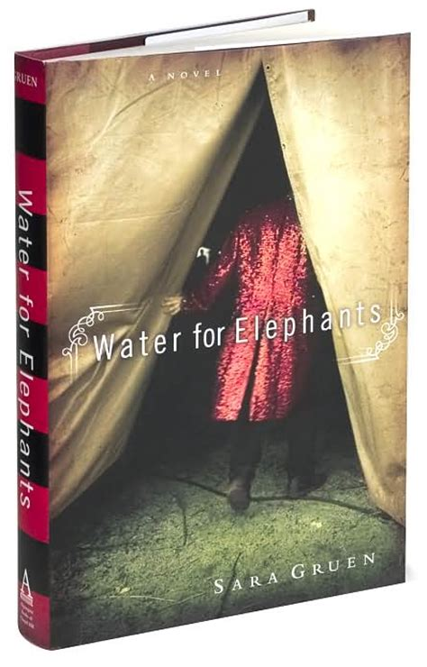 water for elephants a novel books