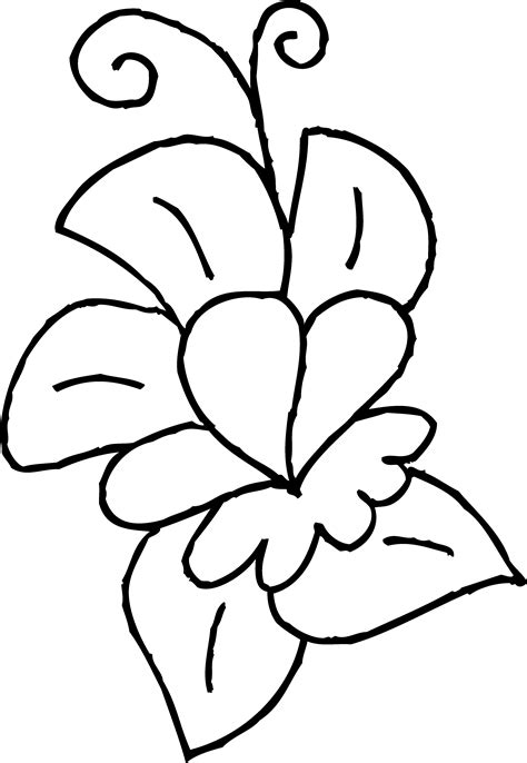 kawaii cute flower coloring pages coloring pages
