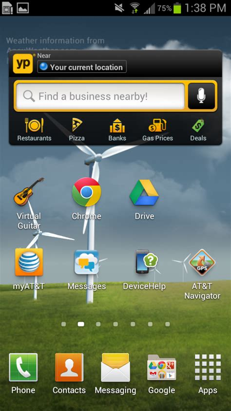 how to add home screen apps and widgets to the samsung