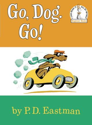 pd best book go go by p d eastman reviews discussion
