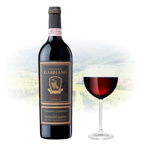 gabbiano winery di gabbiano chianti classico riserva