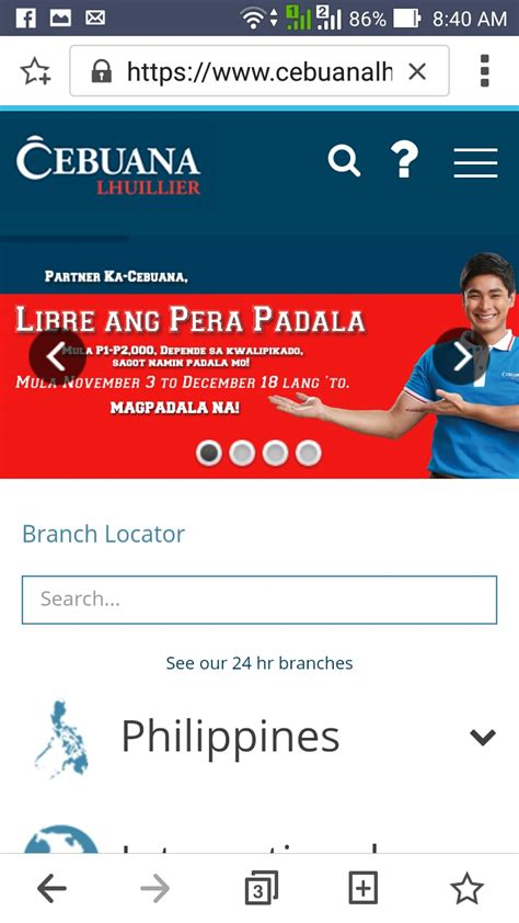 Lhuillier Branches Out by Cebuana Lhuillier Website Launches Marriage And Beyond