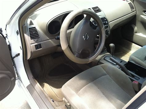 2002 Nissan Altima Interior by 504 Gateway Timeout