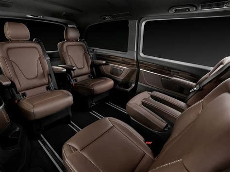 mercedes minivan mercedes benz v class minivan ripe for us market motor