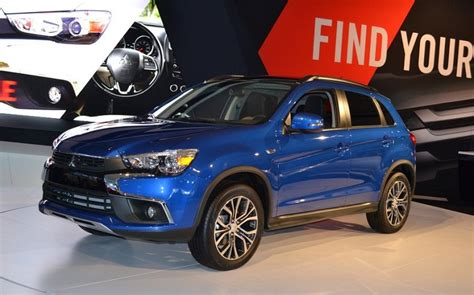 mitsubishi rvr engine 2017 mitsubishi rvr price specs engine pics trim