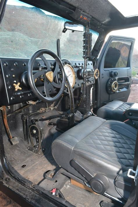 hauk designs steam jeep loco hauk steam powered 6x6 jeep jk built by kenny hauk at