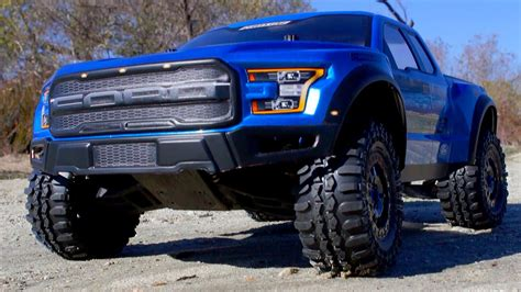 pro line 2017 ford f 150 raptor clear body youtube