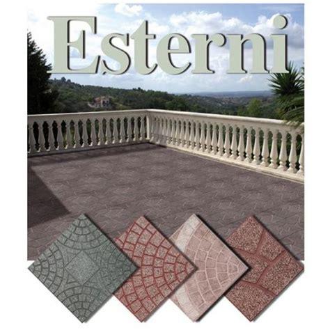 piastrelle da esterno in cemento mattonella per esterno 40x40 in cemento levigate