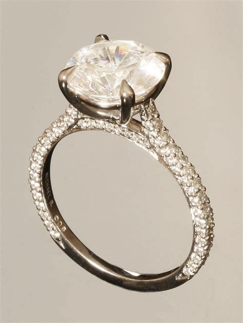 Top 10 Celebration Rings by Top 10 Best Engagement Ring Brands