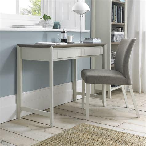 premier collection bergen grey washed oak soft grey desk