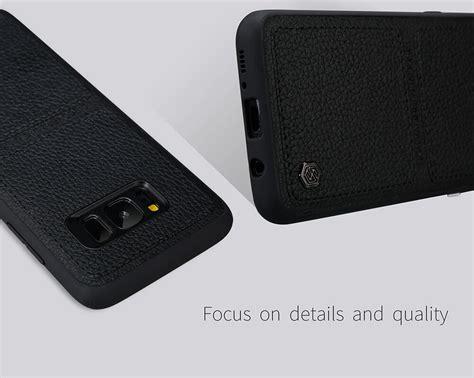 Nillkin Burt Leather Samsung Galaxy S8 Plus Original nillkin burt series business protective leather for
