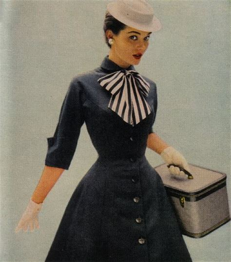 Retro Wardrobe by Freemont Pages Vintage Style At Work