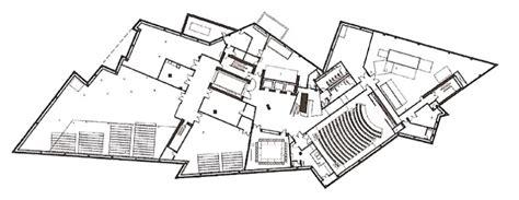 denver art museum floor plan museo de arte de denver ficha fotos y planos