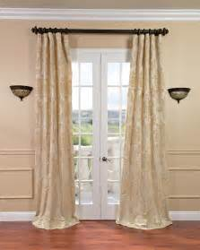 Faux Silk Curtains Faux Silk Curtains Overstock Shopping Stylish Drapes