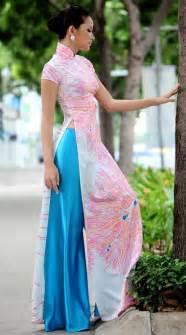 Vietnamese dress ao dai for amy vietnamese traditional vietnamese