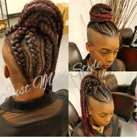cornrows shaved sides pin by king nish on hair pinterest shaved sides hair