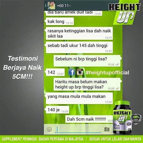 Suplemen Height Up Di Farmasi height up supplement peninggi badan pertama di malaysia