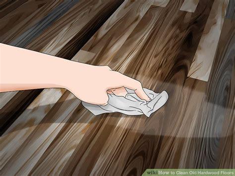 3 Ways to Clean Old Hardwood Floors   wikiHow