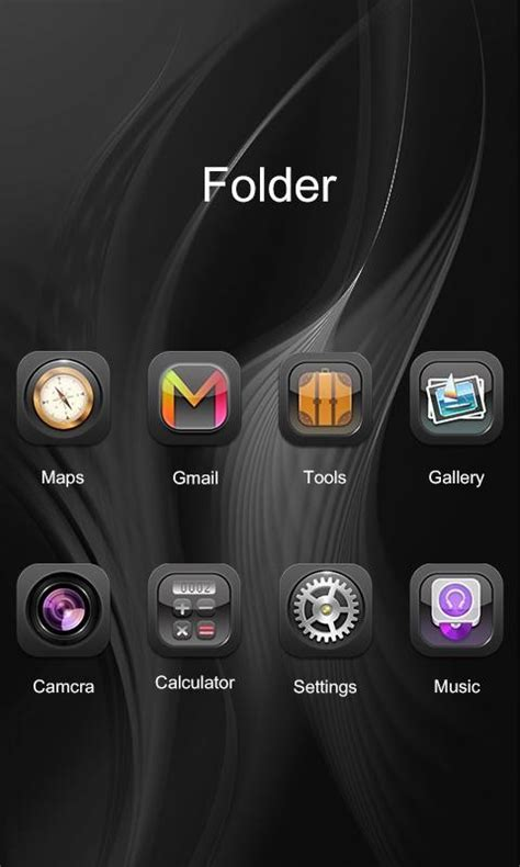 themes for go launcher z free dark go launcher theme free android theme download appraw